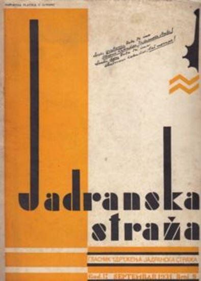 Picture of Niko Bartulovic, urednik: Jadranska straza 9 / 1931
