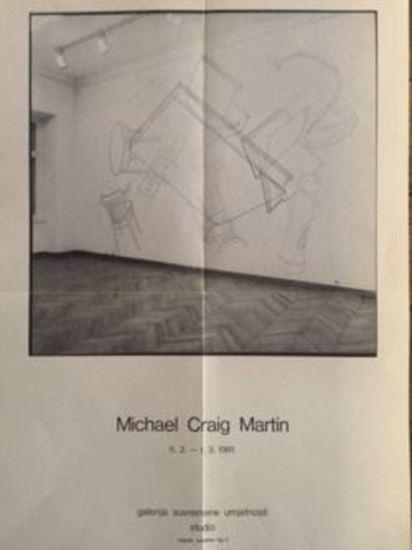 Picture of Marijan Susovski, urednik: Michael Craig Martin