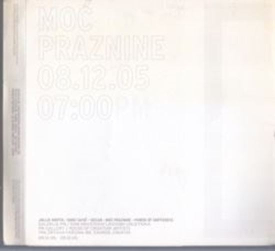 Picture of Julije Knifer & Tomo Savic Gecan: Moc praznine