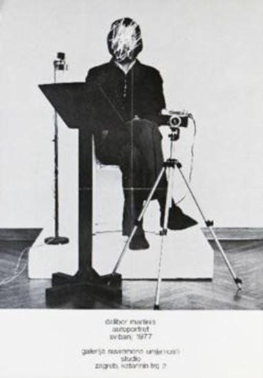 Picture of Autoportret Dalibora Martinisa