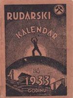 Picture of Fran Podbrežnik: Rudarski kalendar 1933.