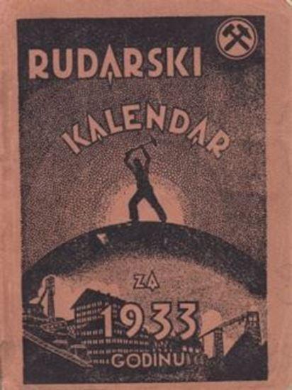 Picture of Fran Podbreznik: Rudarski kalendar 1933.