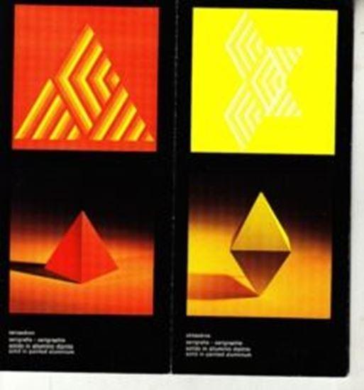 """Picture of Ivan Picelj: Geometrie élémentaire, """"soft 8 hard"""""""