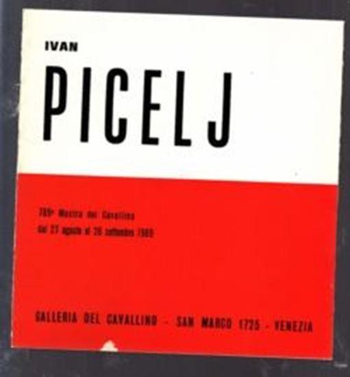 Picture of Ivan Picelj: Galleria del Cavallino 1969.
