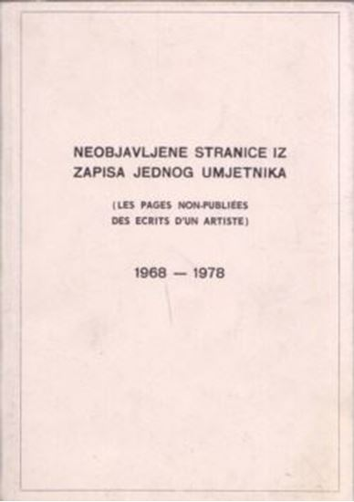 Picture of Goran Trbuljak: Neobjavljene stranice iz zapisa jednog umjetnika