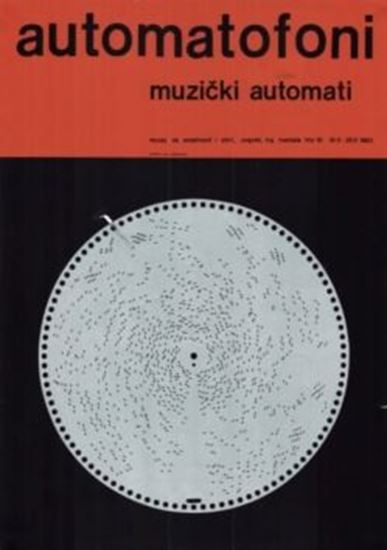 Picture of Ivan Picelj: Automatofoni - muzicki automati