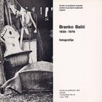 Picture of Milan Prelog: Branko Balić 1930.–1976