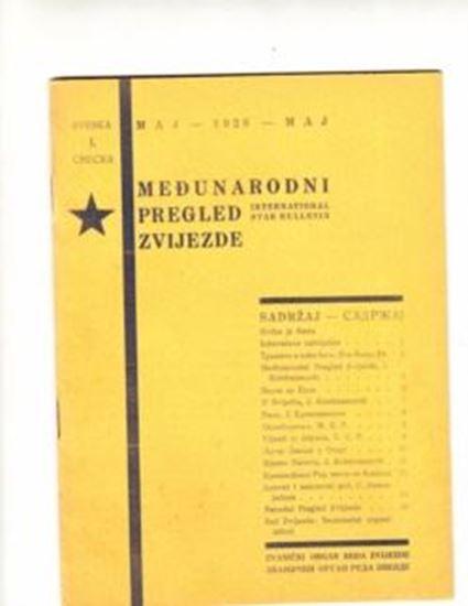 Picture of Jelisava Vavra: Medunarodni pregled zvijezde