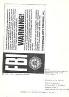 Picture of Tomislav Gotovac: FBI