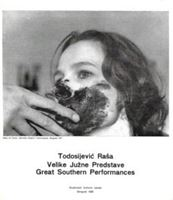 Picture of Dragoljub Raša Todosijević: Velike južne predstave