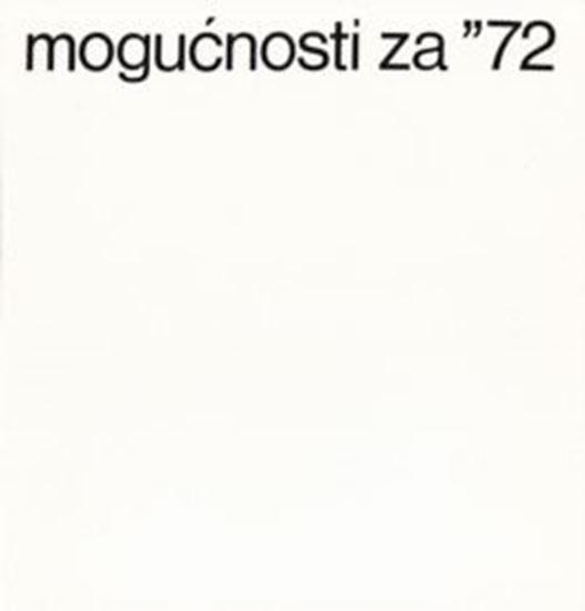 Picture of Davor Matičević: Mogućnosti za ''72
