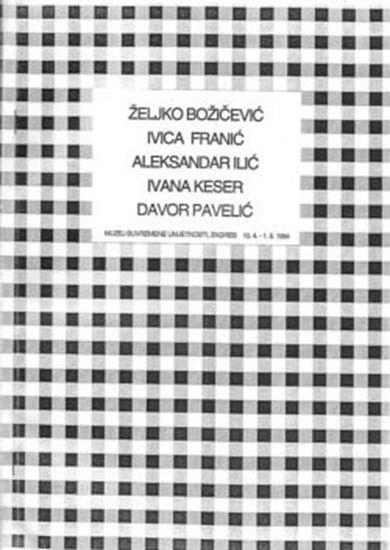 Picture of Bozicevic/ Franic/ Ilic Keser/ Pavelic