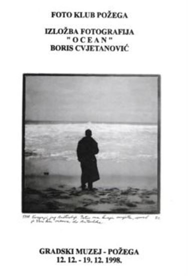 Picture of Boris Cvjetanović: Ocean