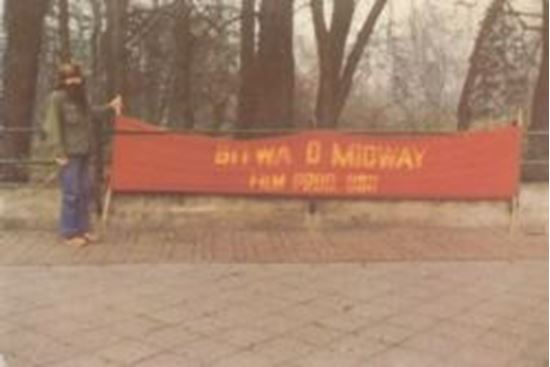 Picture of Tomislav Gotovac: Bitwa o Midway