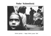 Picture of Fedor Vučemilović: Srećna galerija, Beograd 1984