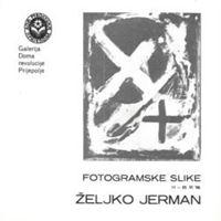 Picture of Zeljko Jerman: Fotogramske slike