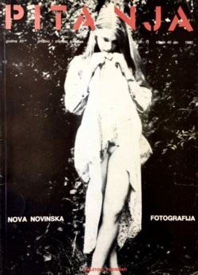 "Picture of Petar Kvesić, urednik: Pitanja / ""Poletovi"" fotografi"