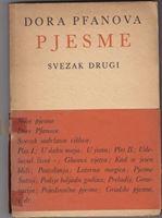 Picture of Dora Pfanova: Pjesme I-II