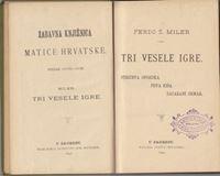 Picture of Ferdo Ž. Miler: Tri vesele igre