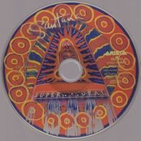 Picture of Santana autograph : CD Supernatural-potpis Carlos Santana