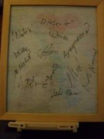 Picture of Cibona,  1984.-1985.: Potpisi / autographs