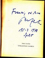Picture of Pero Zlatar: Otkljucani globus