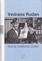 Picture of Vedrana Rudan: Kad je žena kurva / Kad je muškarac peder