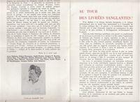 Picture of Andre Breton: Flyer iz 1956. godine