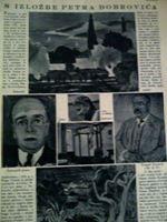 Picture of Vjekoslav Zaksek, urednik: Svijet - Moderna galerija /Petar Dobrovic
