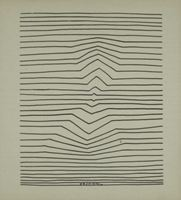 Picture of Victor Vasarely: Gorgona 4 (FRA)