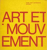 Picture of Art et Mouvement, Montreal 1967.