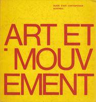 Picture of Art et Mouvement, Montreal 1967.