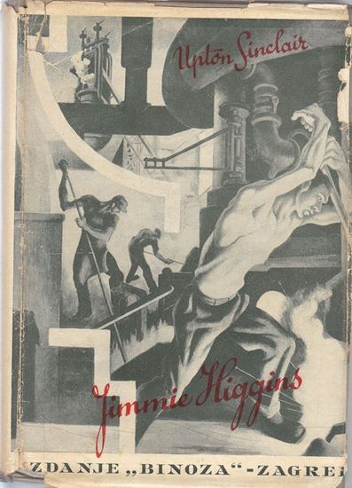 Picture of Upton Sinclair: Jimmy Higgins