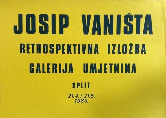 Picture of Josip Vaništa: Retrospektivna izložba, Split