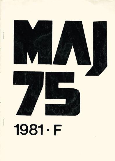 Picture of Maj 75  F