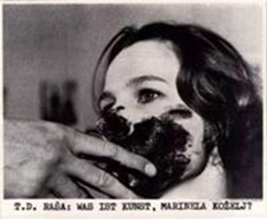 Picture of Raša Todosijević:  Was ist kunst Marinela Koželj