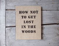 Picture of Irena Frantal: How not to  get Lost in the Woods