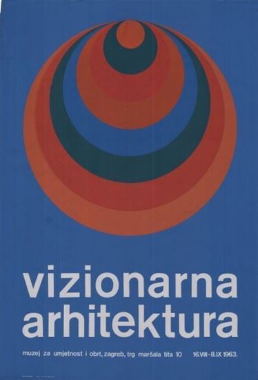 Picture of Ivan Picelj: Vizionarna arhitektura