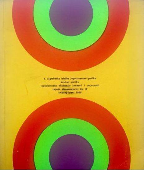 Picture of 5. zagrebačka izložba jugoslavenske grafike