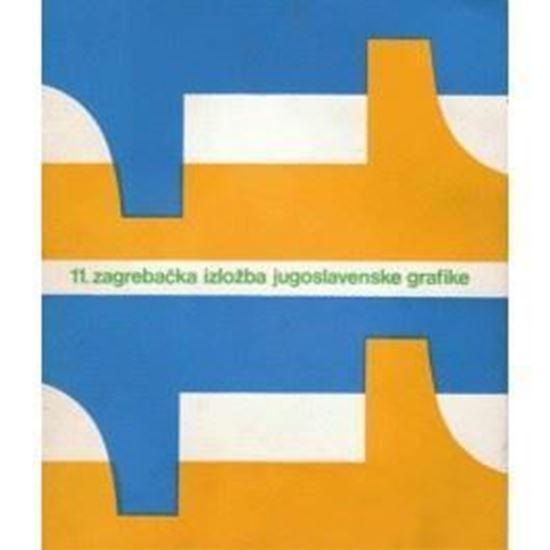 Picture of 11. zagrebacka izlozba jugoslavenske grafike