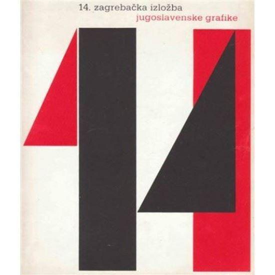 Picture of 14. zagrebacka izlozba jugoslavenske grafike