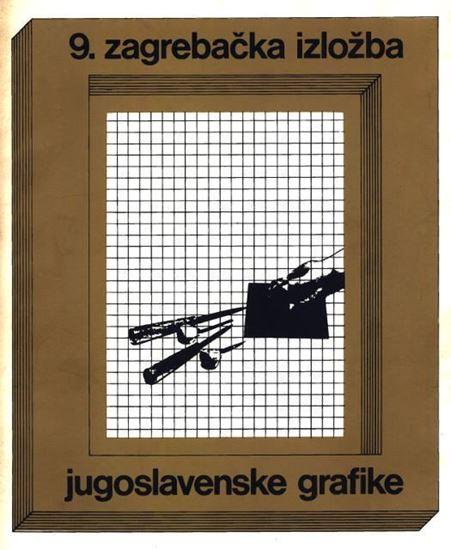 Picture of 9. zagrebacka izlozba jugoslavenske grafike