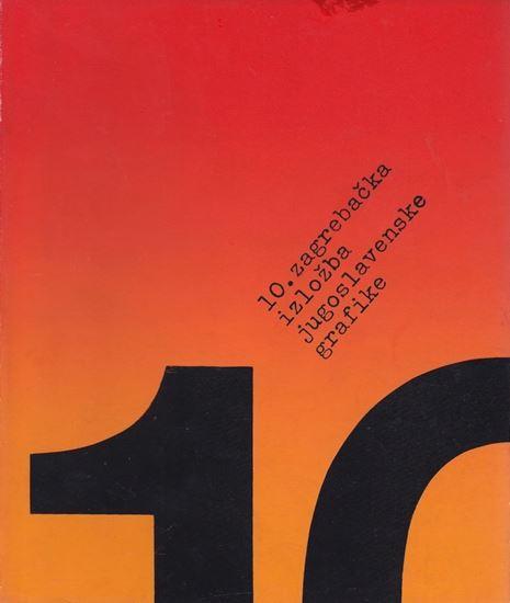 Picture of 10. zagrebacka izlozba jugoslavenske grafike
