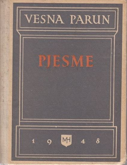 Picture of Vesna Parun: Pjesme