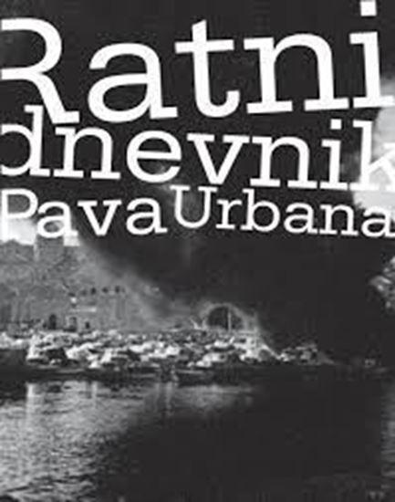 Picture of Ratni dnevnik Pava Urbana