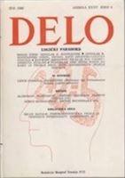 Picture of Slobodan Blagojević, urednik: Delo VI / 1989