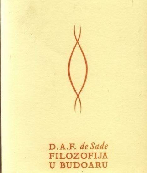Picture of Marquise de Sade : Filozofija u budoaru