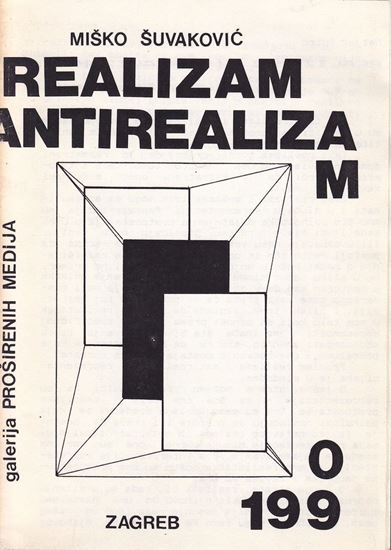 Picture of Miško Šuvaković: Realizam / Antirealizam