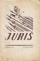 Picture of Juris, broj 3.
