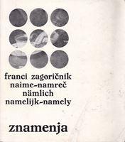 Picture of Franci Zagoričnik: Naime
